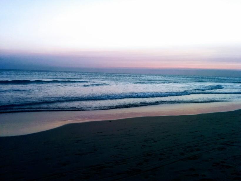 Paz y mar